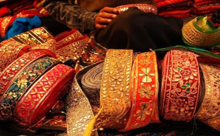 Kuwait Fabric Souk