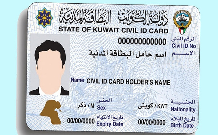 Kuwait Civil ID