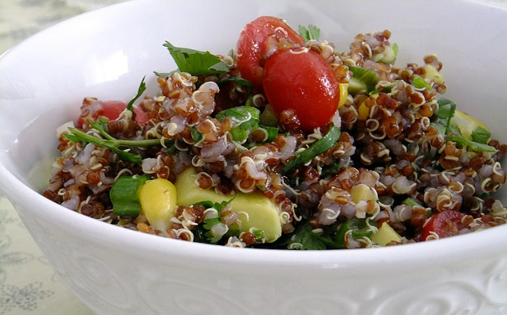Quinoa & Avocado Salad
